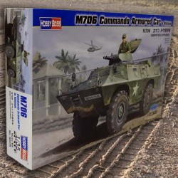 1/35 M706 Commando Armored Car in Vietnam