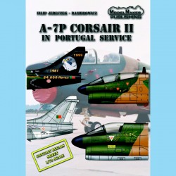 1/72 A-7 Corsair II in Portugal service