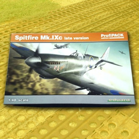 1/48 Spitfire Mk. IXc late version
