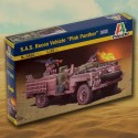 1/35 LAND ROVER SAS Recon Vehicle Pink Panther