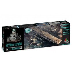 World of Warships - USS ESSEX (1/700)