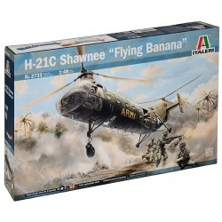 "1/48 H-21C Shawnee ""Flying Banana"""