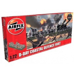 1/72 D-DAY COASTAL DEFENCE FORT