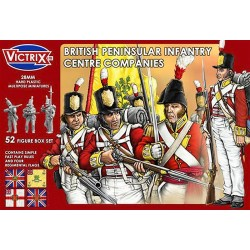 1/56 British Peninsular Infantry Centre Companies