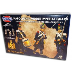 Napoleon's French Middle Imperial Guard (1/56)