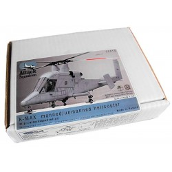 1/72 K-Max unamnned/manned helicopter