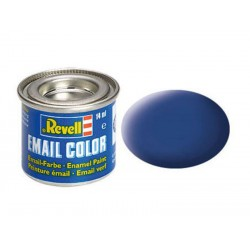 Blue RAL 5000, mat 14 ml-tin