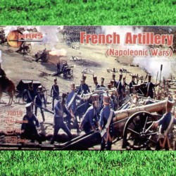 MARS french artillery in 1:72