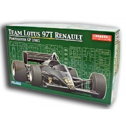 1/20 Team Lotus 97T Renault Portuguese GP 1985