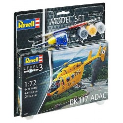 1/72 Model Set BK-117 ADAC