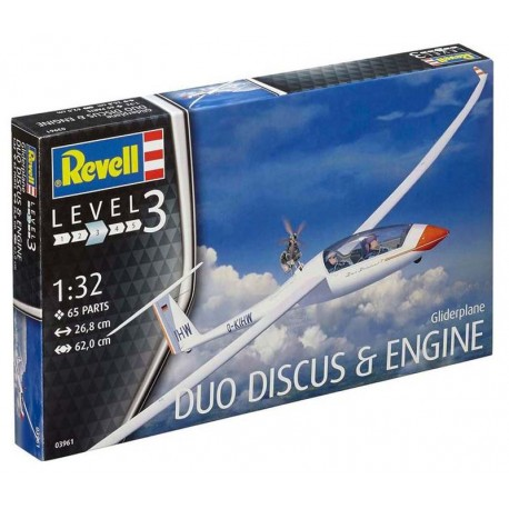 1/32 Gliderplane DUO DISCUS