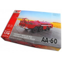 AA-60 Firefighting truck (1/72)
