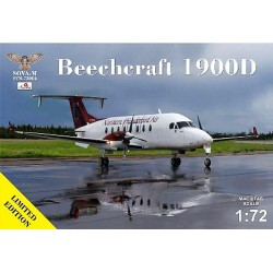 Beechcraft 1900D Northern Thunderbird Air (1/72)