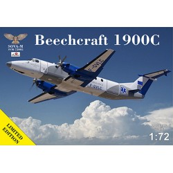 1/72 Beechcraft 1900C Ambulance