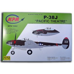 "1/72 P-38J ""Pacific Theater"""