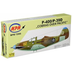 "1/72 P-400/ P-39D ""Cobras over Pacific"""