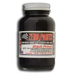 Black Airbrushing Primer/Micro Filler 120ml