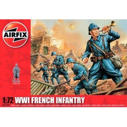 WWI French Infantry (1/72)