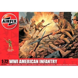 WWI American Infantry (1/72)