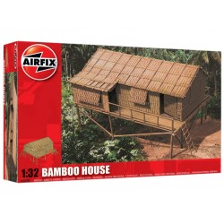 1/32 Bamboo House