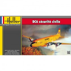 1/72 DC-6 SECURITE CIVILE