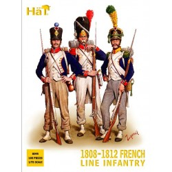 1/72 1808-1812 French Line Infantry