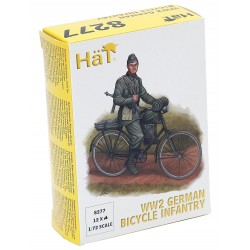 1/72 WW2 German Bicycle Infantry