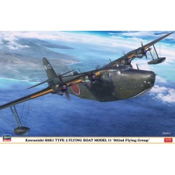 "1/72 Kawanishi H8K1 Type 2 Flying Boat ""802nd Flying Group"" Limited Edition"