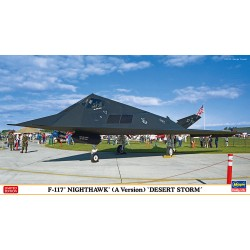 1/72 F-117A Nighthawk Desert Storm Limited Edition