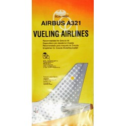 VUELING Airbus A321-231 (1/144)
