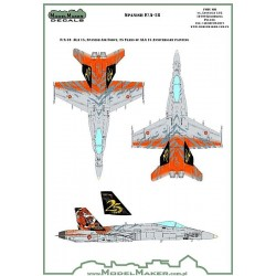 1/48 SPAIN F/A-18 25 YEARS OF ALA 15