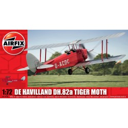De Havilland DH.82a Tiger Moth (1/72)