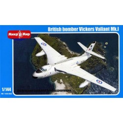 1/144 Vickers Valiant Mk.I British bomber