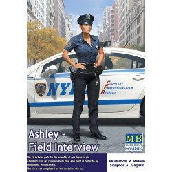 Ashley - Field Interview (1/24)