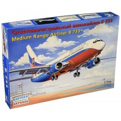 1/144 Boeing 737-300 Medium Range Airliner