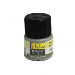Heller Pale Gray Glossy (12ml)
