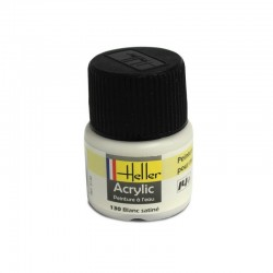 Heller Satin White (12ml)