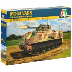 1/35 M163 VADS Vulcan Air Defence System