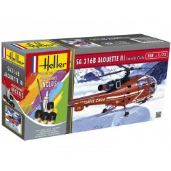 "1/72 ALOUETTE III ""SECURITE CIVILE"""