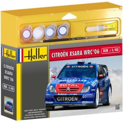 1/43 Citroen Xsara WRC Loeb 2006 (w/ accessories)