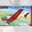 Zlin Z-126 (Trener II) INTRODUCTORY SERIES