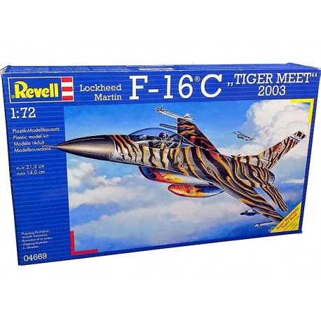 Lockheed Martin F-16C Tiger Meet 2003 (1/72)
