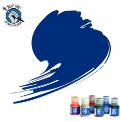 BLUE LINE Signal Blue paint (RAL 5005) 10ml