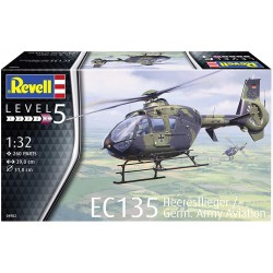 EC135 Heeresflieger/ Germ. Army Aviation (1/32)