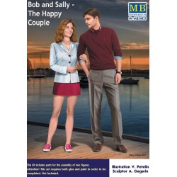 1/24 Bob and Sally - The Happy Couple