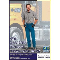 1/24 Stan (Long Haul) Thompson