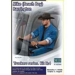 Mike (Beach Boy) Barrington (1/24)