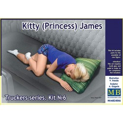 1/24 Kitty (Princess) James