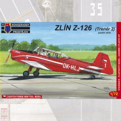 Zlin Z-126 Trener II (final version)