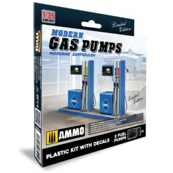 1/35 MODERN GAS PUMPS